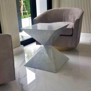 Silver leaf - furniture 1