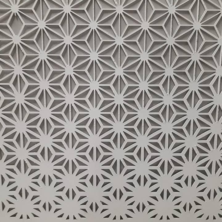 ไม้ฉลุ CNC 2D