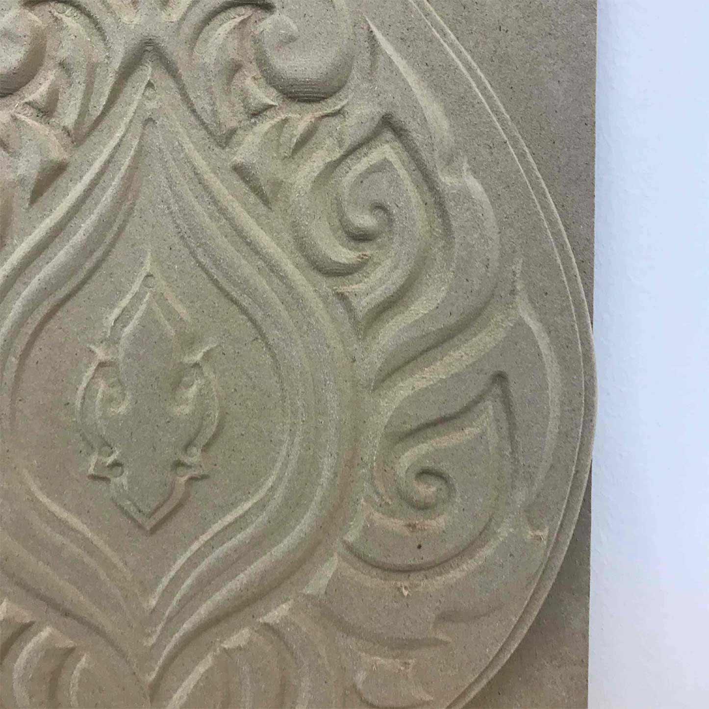 ไม้ฉลุ CNC 3D