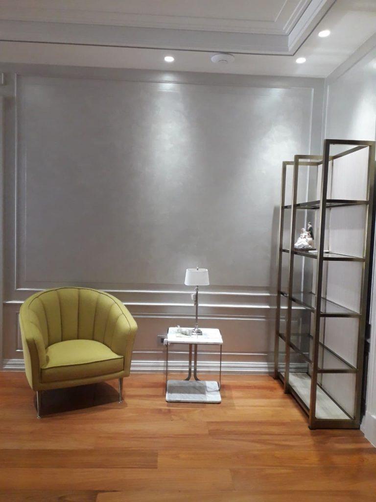 Decorative Paint - U&I Residence