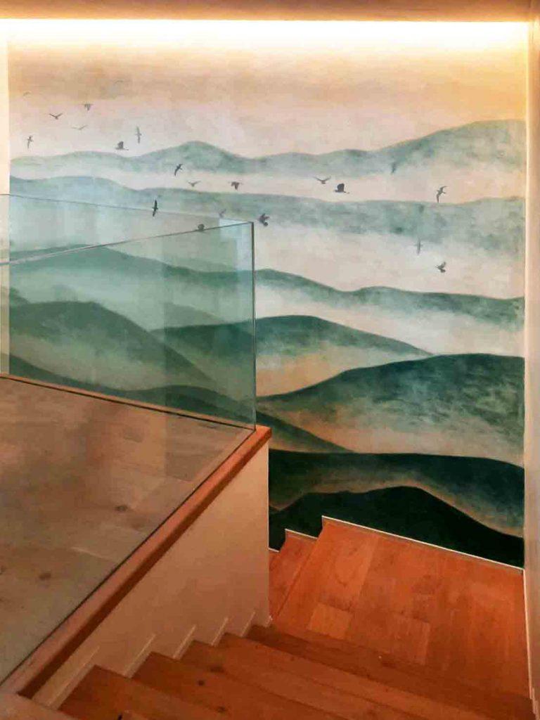 เพ้นท์ Art Paint - บ้านพักอาศัย พระราม5