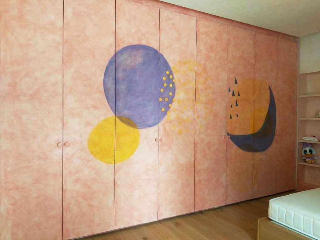 ย้อมสีเฟสโก้ Fresco - บ้านพักอาศัย พระราม5